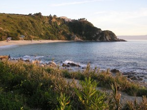 Capo Vaticano (VV), Spiaggia Grotticelle 6