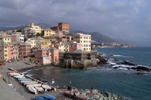 Genova - Ancora Boccadasse