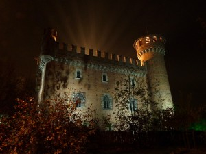 Borgo illuminato