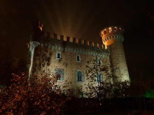 Torino - Borgo illuminato