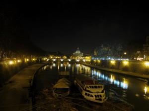 Quanto sei bella Roma quand'e' sera