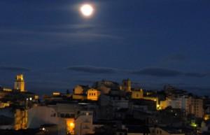 Una sera di luna piena