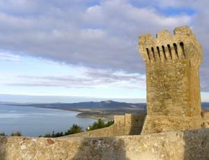 Dal Castello di Populonia