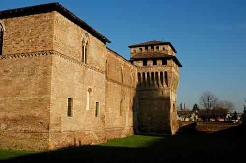 Pandino - Il castello Visconteo di Pandino