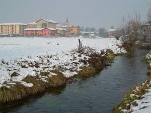 Nevicata inattesa