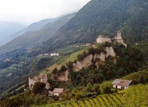 Castel Fontna e Castel Tirolo