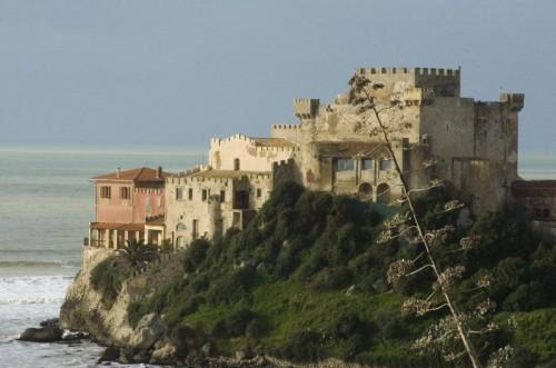 Butera - Castello di Falconara più Agave o Dzabbara