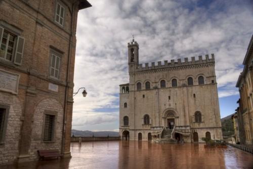 Gubbio - Palazzo dei Consoli di Gubbio