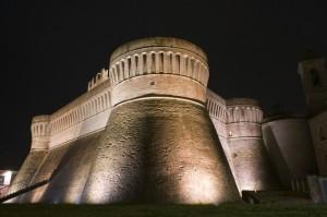 Night Rocca di Urbisaglia