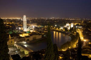 Notturno di Verona