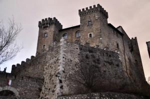 Il Castello di Collalto Sabino