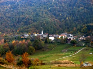 Autunno ad Ussel