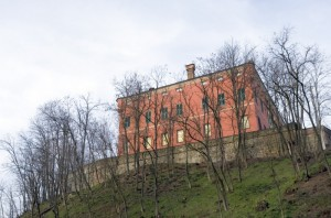 Il castello di Pasturana.