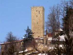 torre difensiva a sei piani…….