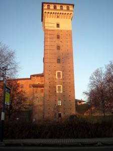 La torre del castello 1