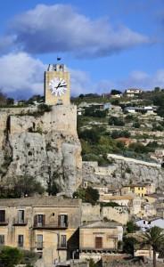 Modica, Torre dell'orologio - 2