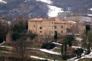 Il castello di Montechino