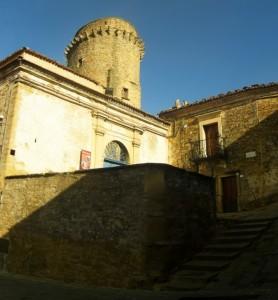 L'entrata del Castello