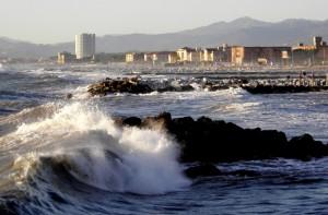 Marina di Massa…onda su onda….!!!