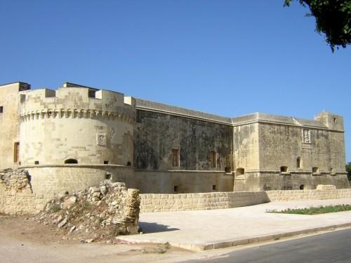 Vernole - Castello di Acaja - Vernole