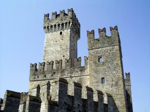 Gli occhi verso il Castello