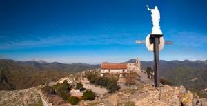 Il santuario Madonna dell'Aiuto