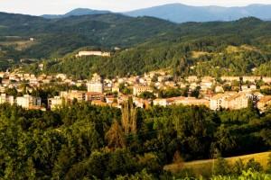 Panorama Serravalle