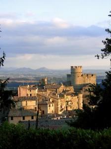 Nazzano e il suo castello