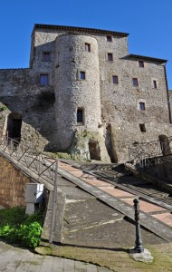 Salendo al Borgo Vecchio