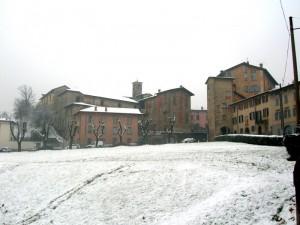 upper town