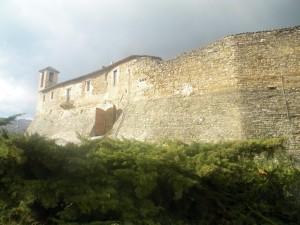 Il Bastione  di Torre del  colle.