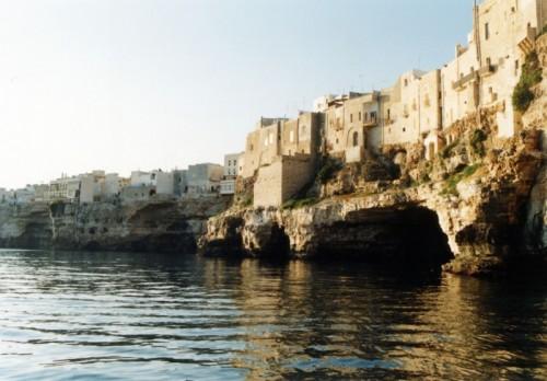 Polignano a Mare - le grotte