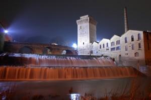 Torre Medioevale e Ponte Romano…..By night….. R.3