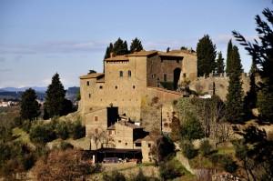 CASTELLO DI SEZZATE (Chianti) anno 1000