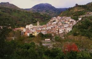 Panorama di Mandanici