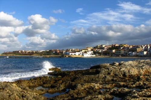 Porto Torres - Il mare d'inverno...