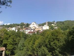 Pamparato (CN) panorama