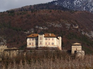 il castello di Thun