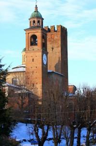 il castello di castelnuovo fogliani
