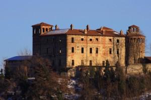 Castello Reynaudi a Costigliole di Saluzzo