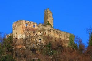 dei Conti Gazelli (sec. XI) a Rossana