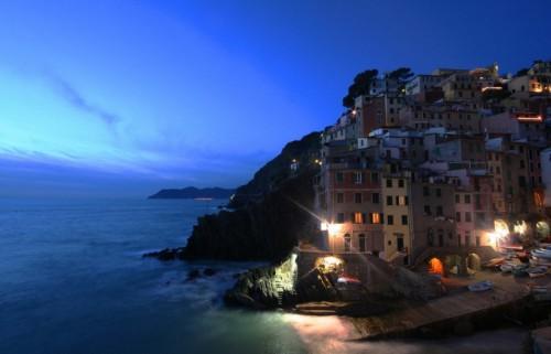 Riomaggiore - L'ora blu