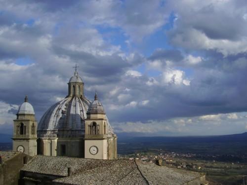 Montefiascone - Dalla rocca...