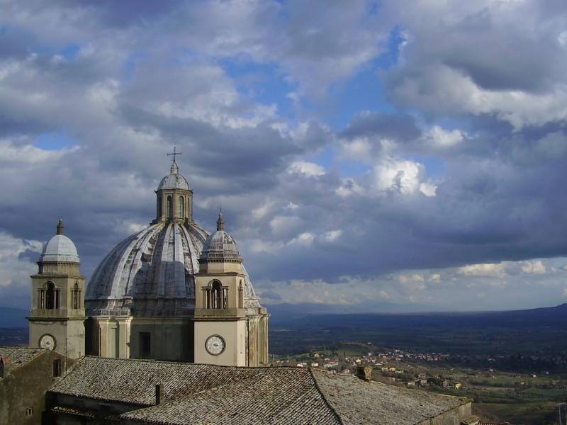 ''Dalla rocca…'' - Montefiascone