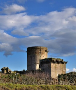 Castello Borgia, le Torri