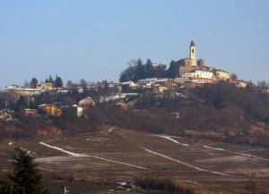 la collina di San Marzano Oliveto….
