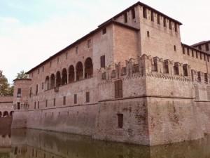 la Rocca Sanvitale di Fontanellato