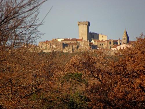 Magliano in Toscana - Il castello di Magliano in Toscana