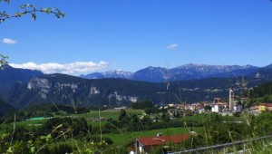 Giornata ideale per una corsa in montagna