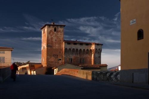 Campi Bisenzio - La Rocca nel centro .......... di Campi Bisenzio